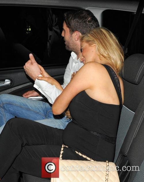 Chantelle Houghton and Nick Hogg 7