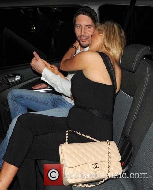 Chantelle Houghton and Nick Hogg 8