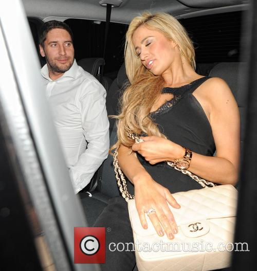 Chantelle Houghton and Nick Hogg 9