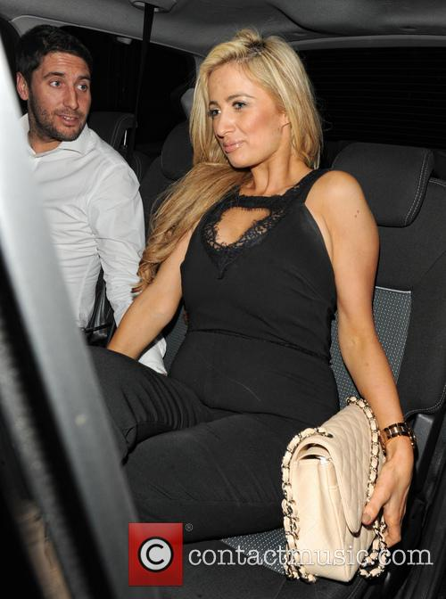 Chantelle Houghton and Nick Hogg 10