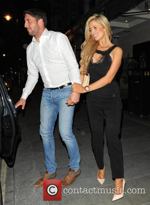Chantelle Houghton and Nick Hogg 11