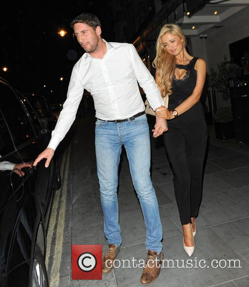 Chantelle Houghton and Nick Hogg 12