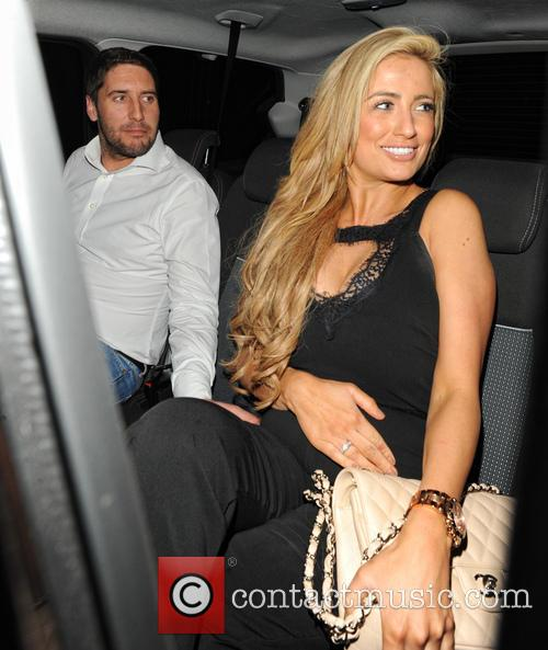 Chantelle Houghton and Nick Hogg 13