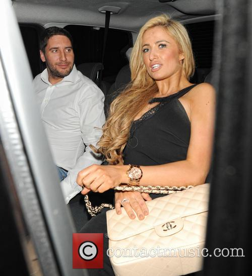 Chantelle Houghton and Nick Hogg 14