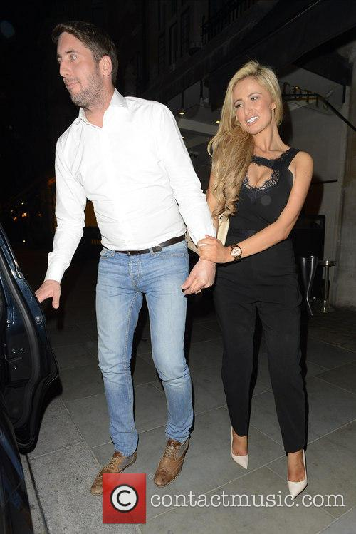 Chantelle Houghton and Nick Hogg 21