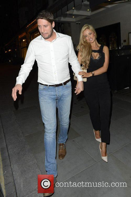 Chantelle Houghton and Nick Hogg 22