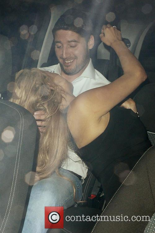 Chantelle Houghton and Nick Hogg 23
