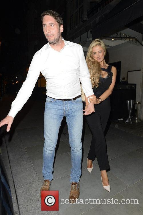 Chantelle Houghton and Nick Hogg 26