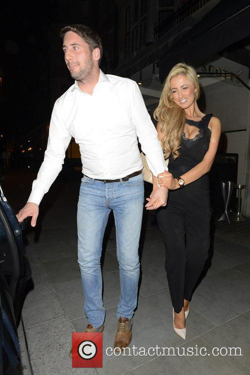 Chantelle Houghton and Nick Hogg 27