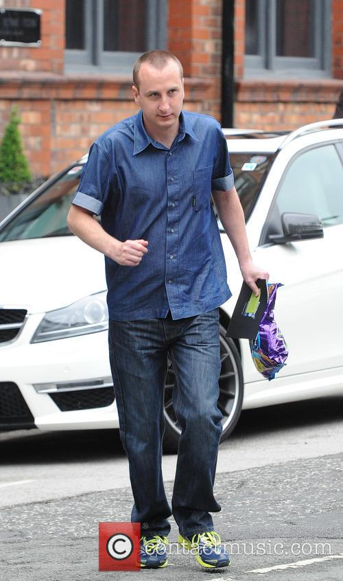 Coronation Street and Andy Whyment 3