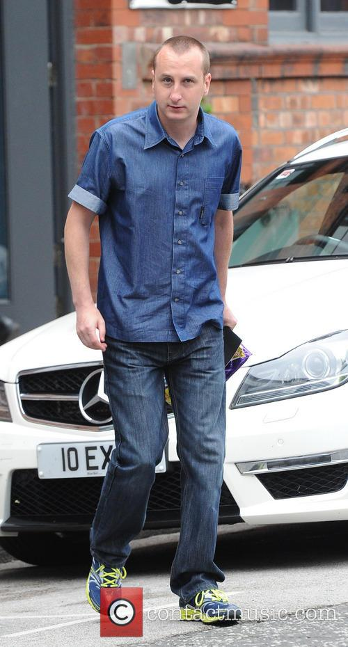 Coronation Street and Andy Whyment 1