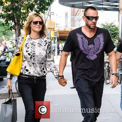 Heidi Klum and Martin Kristen 3