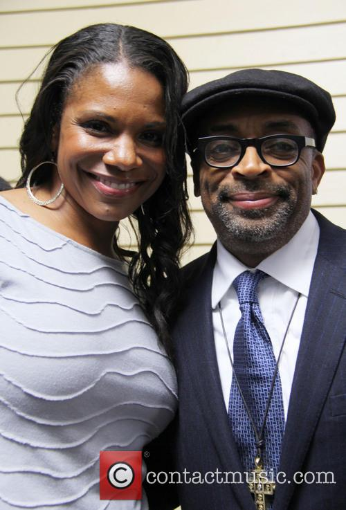 Audra Mcdonald and Spike Lee 3