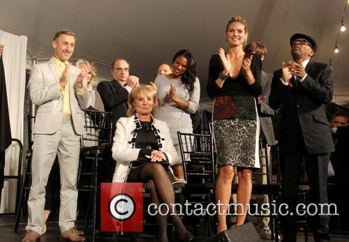 Honorees, Heidi Klum, Spike Lee, Barbara Walters, Harvey Weinstein and Alan Cumming 2