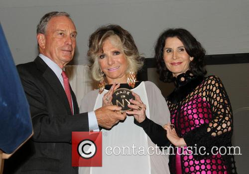 mayor michael bloomberg sheila nevins the 8th annual 3714210
