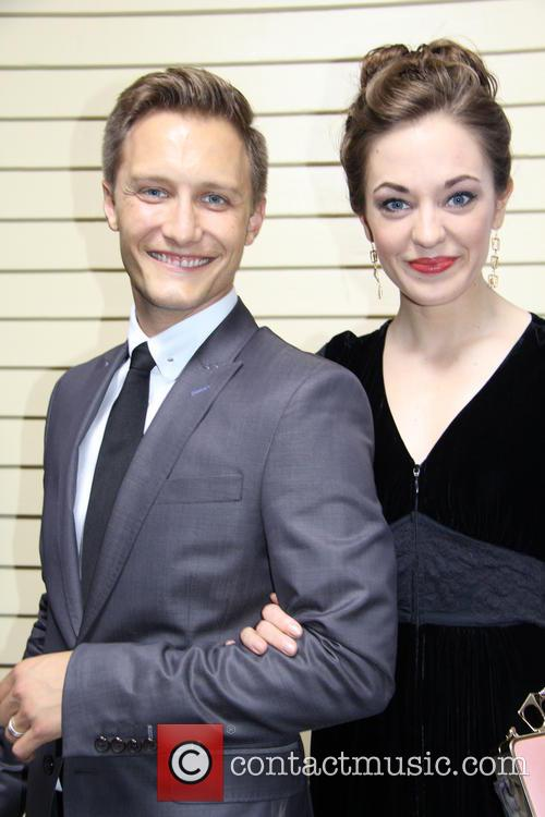 Nathan Johnson and Laura Osnes 7