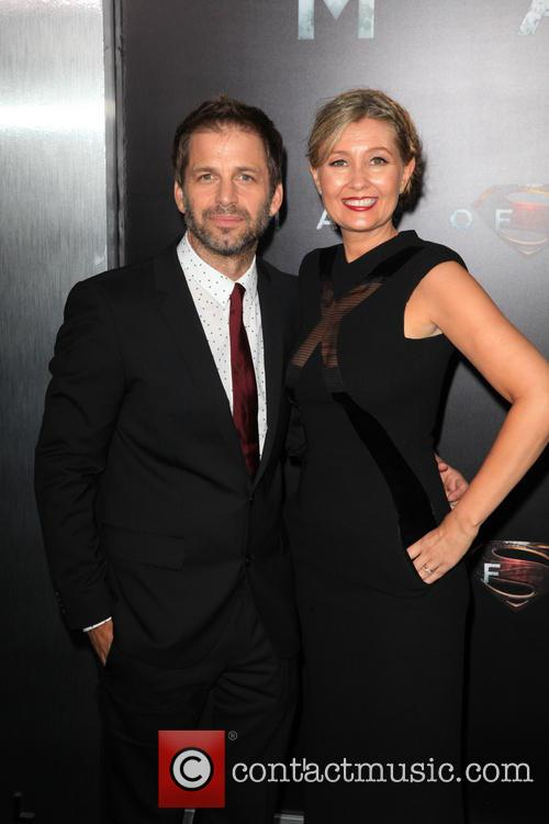 Zack Snyder and Denise Snyder 2