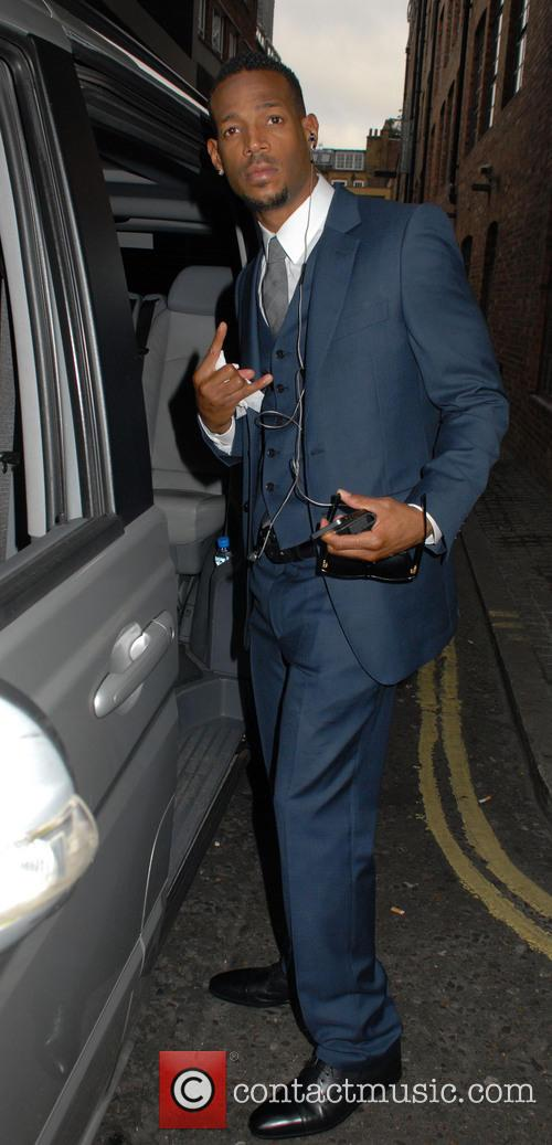 Marlon Wayans In Soho