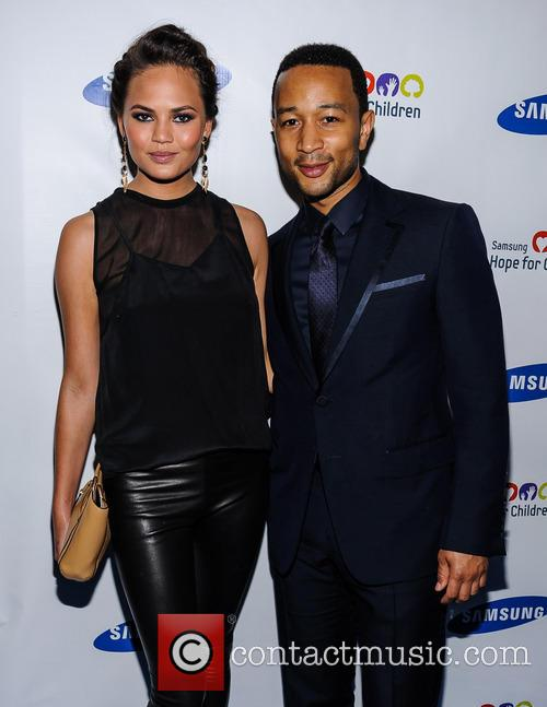 Chrissy Teigen and John Legend 3
