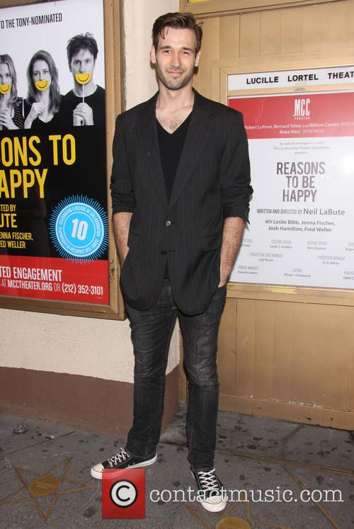 Opening night of 'Reasons To Be Happy'