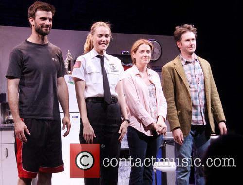 Fred Weller, Leslie Bibb, Jenna Fischer and Josh Hamilton 2