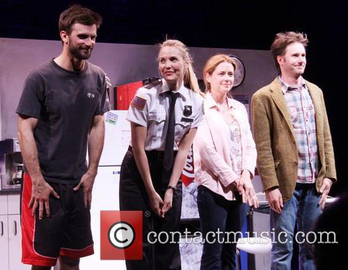 Fred Weller, Leslie Bibb, Jenna Fischer and Josh Hamilton 3