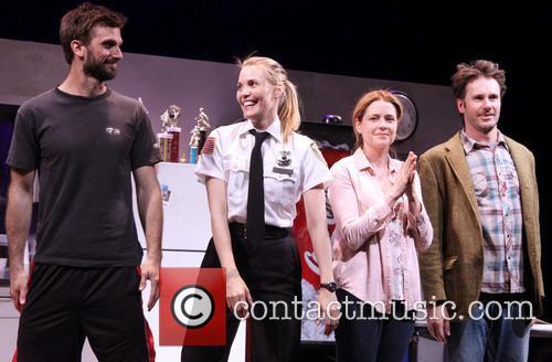 Fred Weller, Leslie Bibb, Jenna Fischer and Josh Hamilton 1