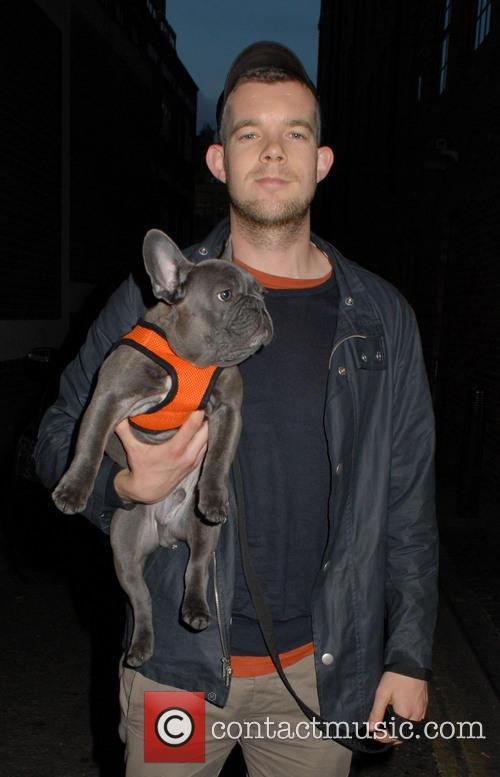 Russell Tovey In Soho
