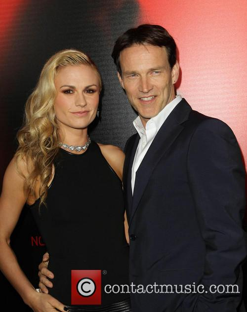 Anna Paquin and Stephen Moyer 3