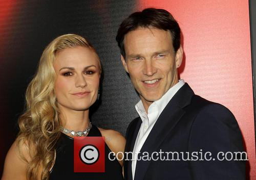 Anna Paquin and Stephen Moyer 8