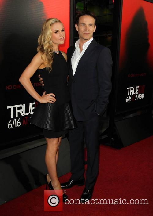 Anna Paquin and Stephen Moyer 9