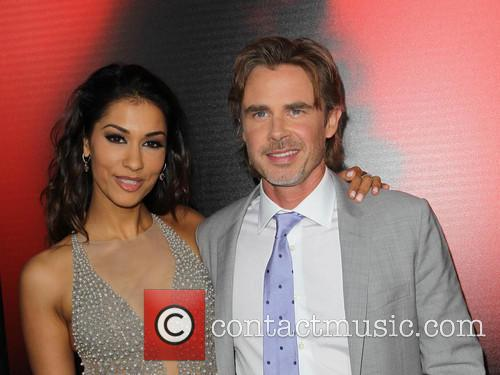 Janina Gavankar and Sam Trammell 2