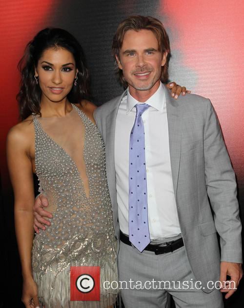 Janina Gavankar and Sam Trammell 8