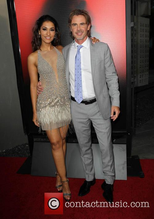 Janina Gavankar and Sam Trammell 10