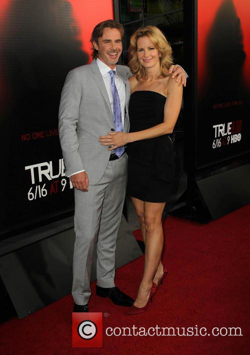 Sam Trammell and Missy Yager 4