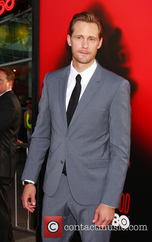 alexander skarsgard premiere of hbos true blood 3715428