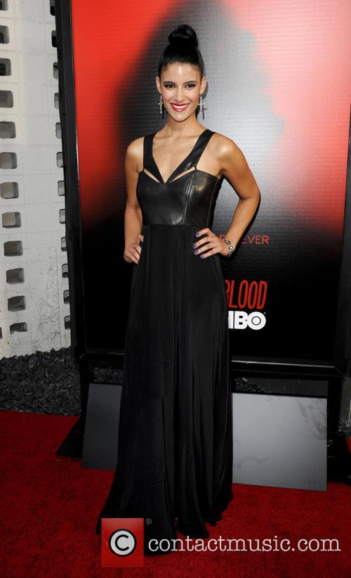 jessica clark premiere of hbos true blood 3715601