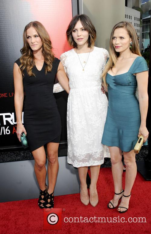 Kelley Overton, Katharine Mcphee and Joy Lenz 4