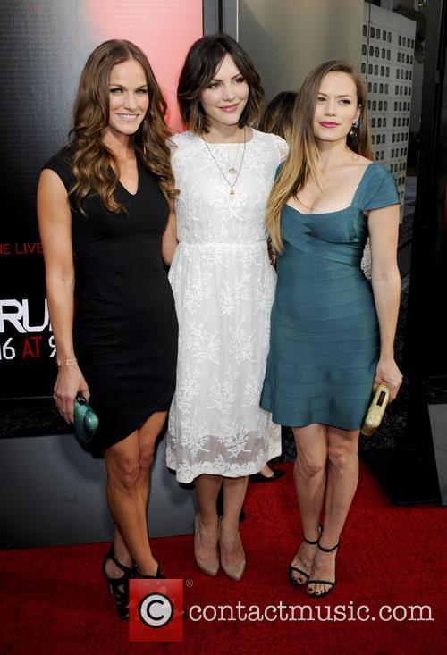 Kelley Overton, Katharine Mcphee and Joy Lenz 5