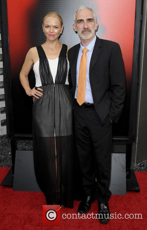 Lauren Bowles and Patrick Fischler 10