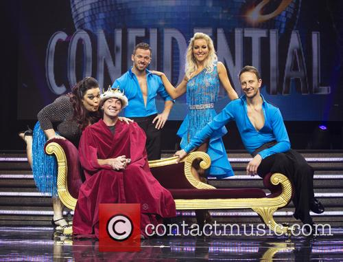 Craig Revel Horwood, Lisa Riley, Artem Chigvintsev, Natalie Lowe and Ian Waite 2