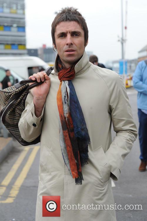 Liam Gallagher 17