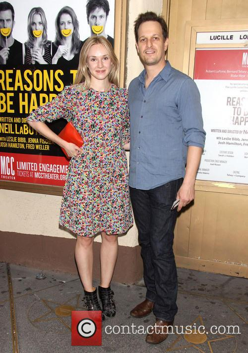 Sophie Flack and Josh Charles 1