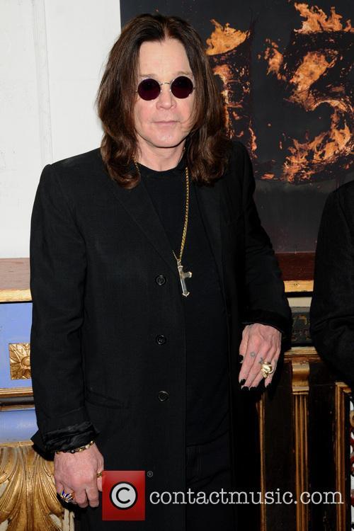 Ozzy Osbourne 9