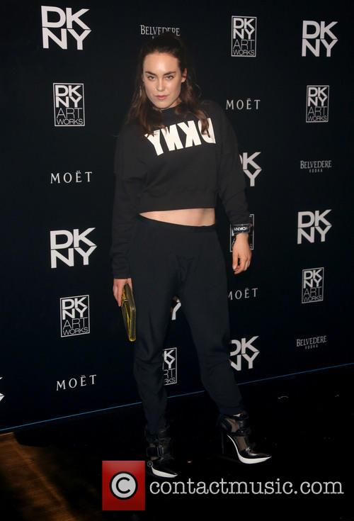 DKNY artworks launch