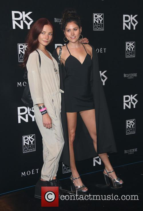 Clara Paget and Eliza Doolittle 1