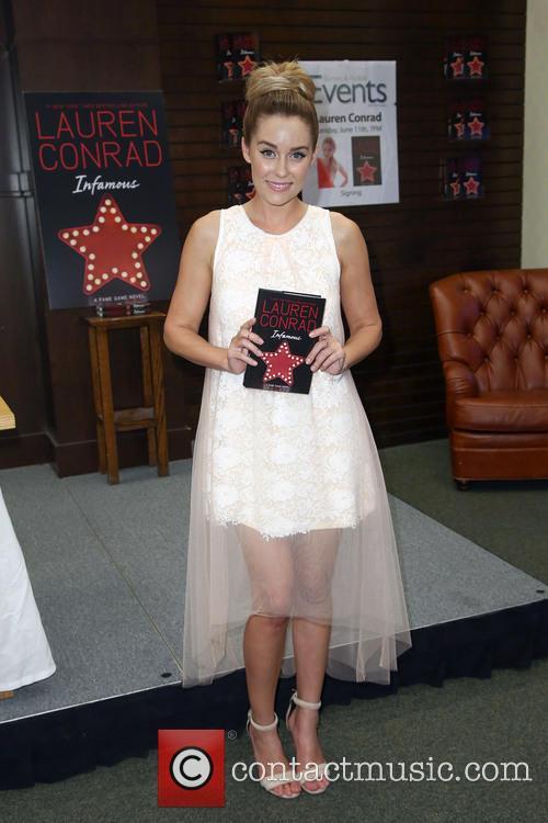 Lauren Conrad Booksigning