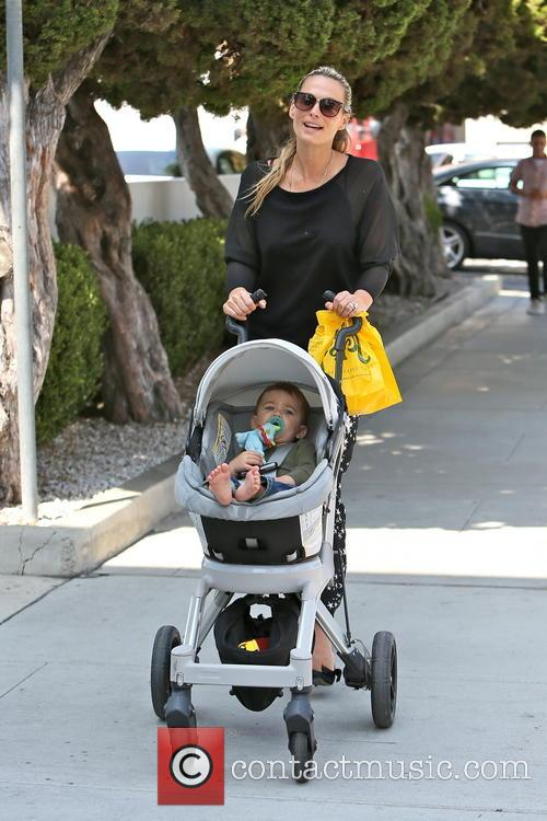 Molly Sims and Brooks Alan Stuber 7