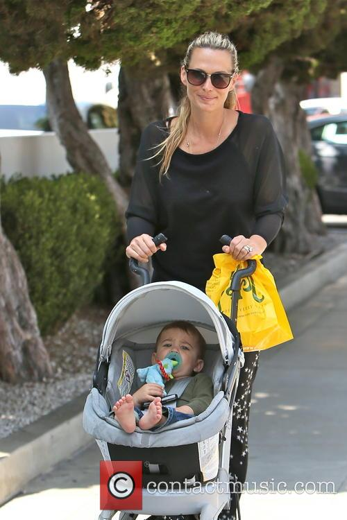 Molly Sims and Brooks Alan Stuber 11