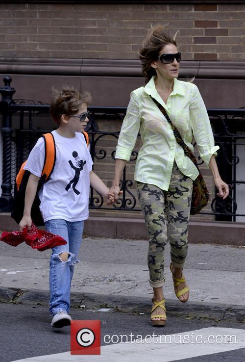 Sarah Jessica Parker and James Broderick 6